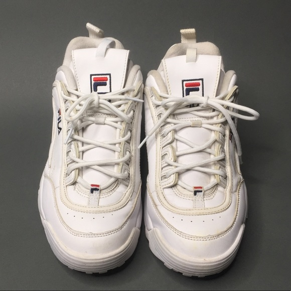 Fila Other - Fila Disruptor 2 Men's Sneaker Size 9.5